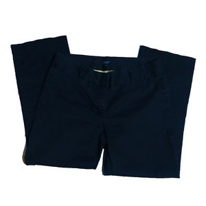 J. Crew   Dark Blue Stretch City Fit Pants